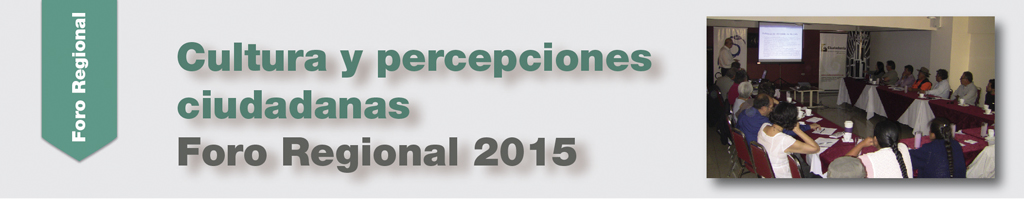 Foro Regional 2015 Sesion 2