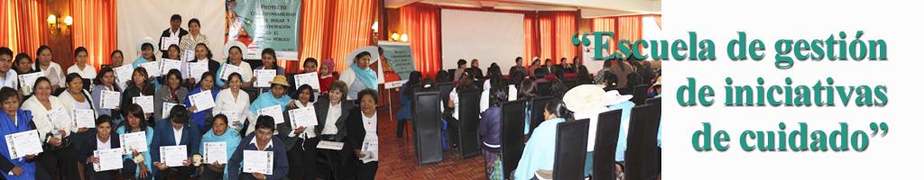 Escuela de gestión de iniciativas de cuidado